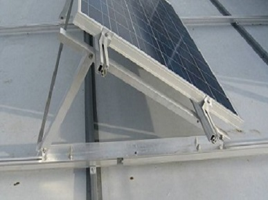 Foto Temsaco structura panou solar 387x289